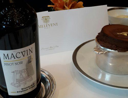 Taillevent – Schokolade satt trifft Süßwein von Tissot