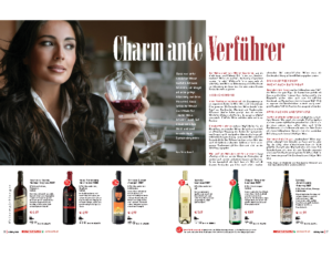 Weinjournal Nr. 34 Liebliche Weine