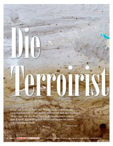 Weinjournal Nr. 43 Die Terroiristen