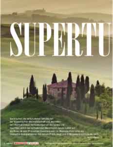 Weinjournal Nr. 45 Supertuscans