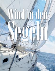 Weinjournal Nr. 47 Wind in den Segeln