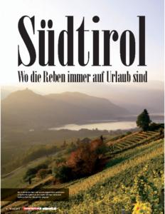 Weinjournal Nr. 48 Südtirol