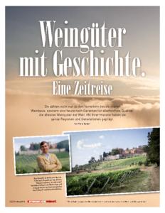 Weinjournal Nr. 54 Weingüter mit Geschichte