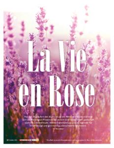 Weinjournal Nr. 55 La Vie en Rose