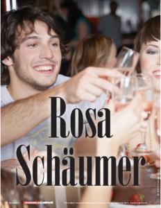 Weinjournal Nr. 56 Rosa Schäumer