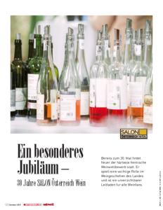 Weinjournal Nr. 66 30 Jahre SALON