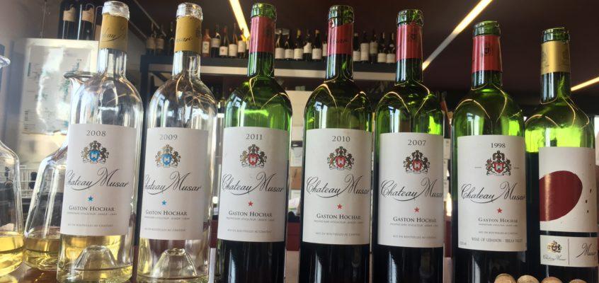 Der Kultwein aus dem Libanon