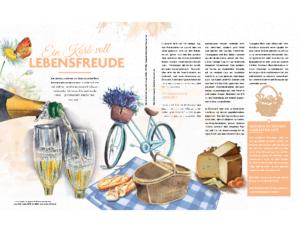 Weinjournal Nr. 78 Ein Korb voll Lebensfreude
